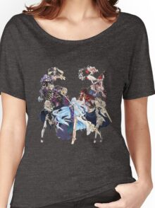 Fire Emblem Fates - Hoshido VS Nohr Women's Relaxed Fit T-Shirt