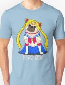 Puglor Moon Unisex T-Shirt