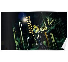 Celty in Tokyo Poster