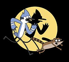 The Adventures of Mordecai by mikegns
