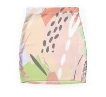 Candy Paper Mini Skirt