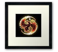 Firebirds Framed Print