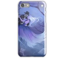 Danse Macabre iPhone Case/Skin