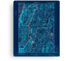 New York NY Whitehall 144486 1902 62500 Inverted Canvas Print