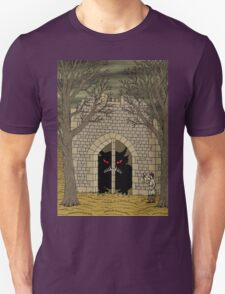 Monster in the Ruin T-Shirt