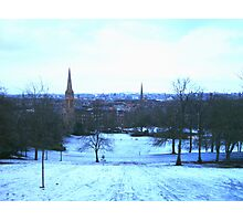 Queens Park, Glasgow Photographic Print