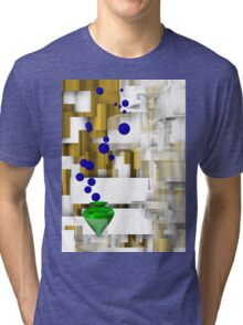 Cool abstract 1 Tri-blend T-Shirt