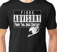 ADVISORY - FAIRY TAIL MAGE Unisex T-Shirt