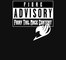 ADVISORY - FAIRY TAIL MAGE Unisex T-Shirt
