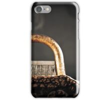 This seat is taken iPhone Case/Skin