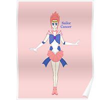 Sailor Cancer - Sailor Moon - (Designs4You) Poster