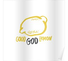 Good God Lemon! - 30 Rock Poster