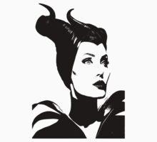Maleficent  Baby Tee