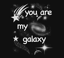 You are my galaxy Women's Fitted Scoop T-Shirt