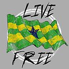 Live Free by Stixanimated
