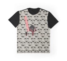 Star Wars // Darth Vader // Storm Trooper Graphic T-Shirt