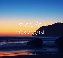 Calm down by Marc2395