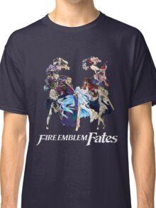 Fire Emblem Fates - Hoshido VS Nohr (Alt.) Classic T-Shirt