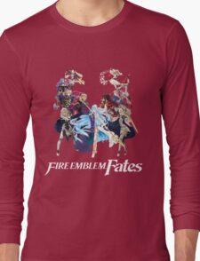 Fire Emblem Fates - Hoshido VS Nohr (Alt.) Long Sleeve T-Shirt