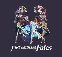Fire Emblem Fates - Hoshido VS Nohr (Alt.) Unisex T-Shirt