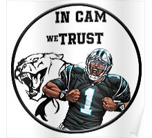 Cam Newton Poster