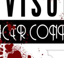 ADVISORY - RAPTURE SPLICER Sticker