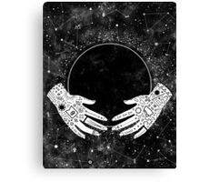 New Moon Canvas Print