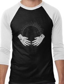 New Moon Men's Baseball ¾ T-Shirt