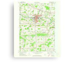 New York NY Brockport 123104 1971 24000 Canvas Print