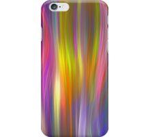 Colour streams iPhone Case/Skin