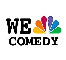 NBC we peacock comedy Photographic Print