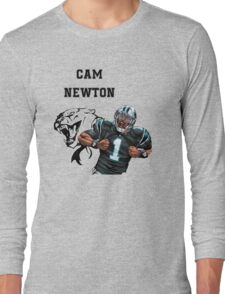 Cam Newton Panthers Long Sleeve T-Shirt