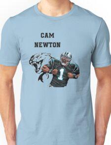 Cam Newton Panthers Unisex T-Shirt