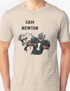 Cam Newton Panthers Unisex T-Shirt