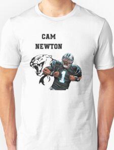 Cam Newton Panthers T-Shirt