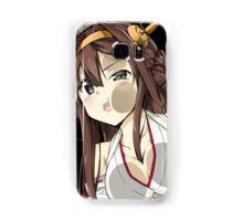 Kongou Desu~ Samsung Galaxy Case/Skin