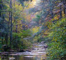 Paint Creek, Tennessee Sticker