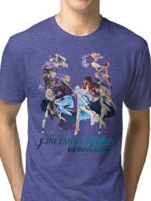 Fire Emblem Fates - Hoshido & Nohr (REVELATION) Tri-blend T-Shirt