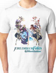 Fire Emblem Fates - Hoshido & Nohr (REVELATION) Unisex T-Shirt