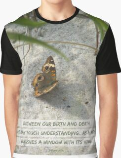 As A Moth Graphic T-Shirt
