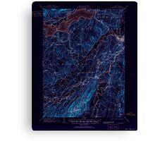 New York NY Rosendale 129223 1903 62500 Inverted Canvas Print