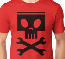 Piston cross wrenches Unisex T-Shirt