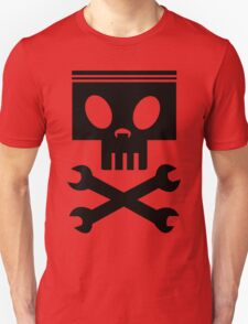 Piston cross wrenches T-Shirt