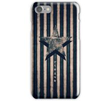 BOWIE-BLACKIE STAR iPhone Case/Skin