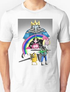 Adventure Time Prepare to Die Edition T-Shirt