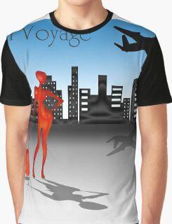 Bon Voyage Graphic T-Shirt