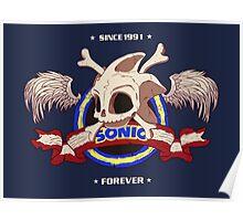 Sonic Forever Poster