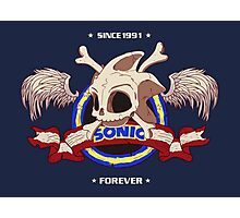 Sonic Forever Photographic Print