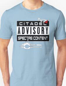 ADVISORY - CITADEL SPECTRE T-Shirt