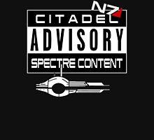 ADVISORY - CITADEL SPECTRE Unisex T-Shirt